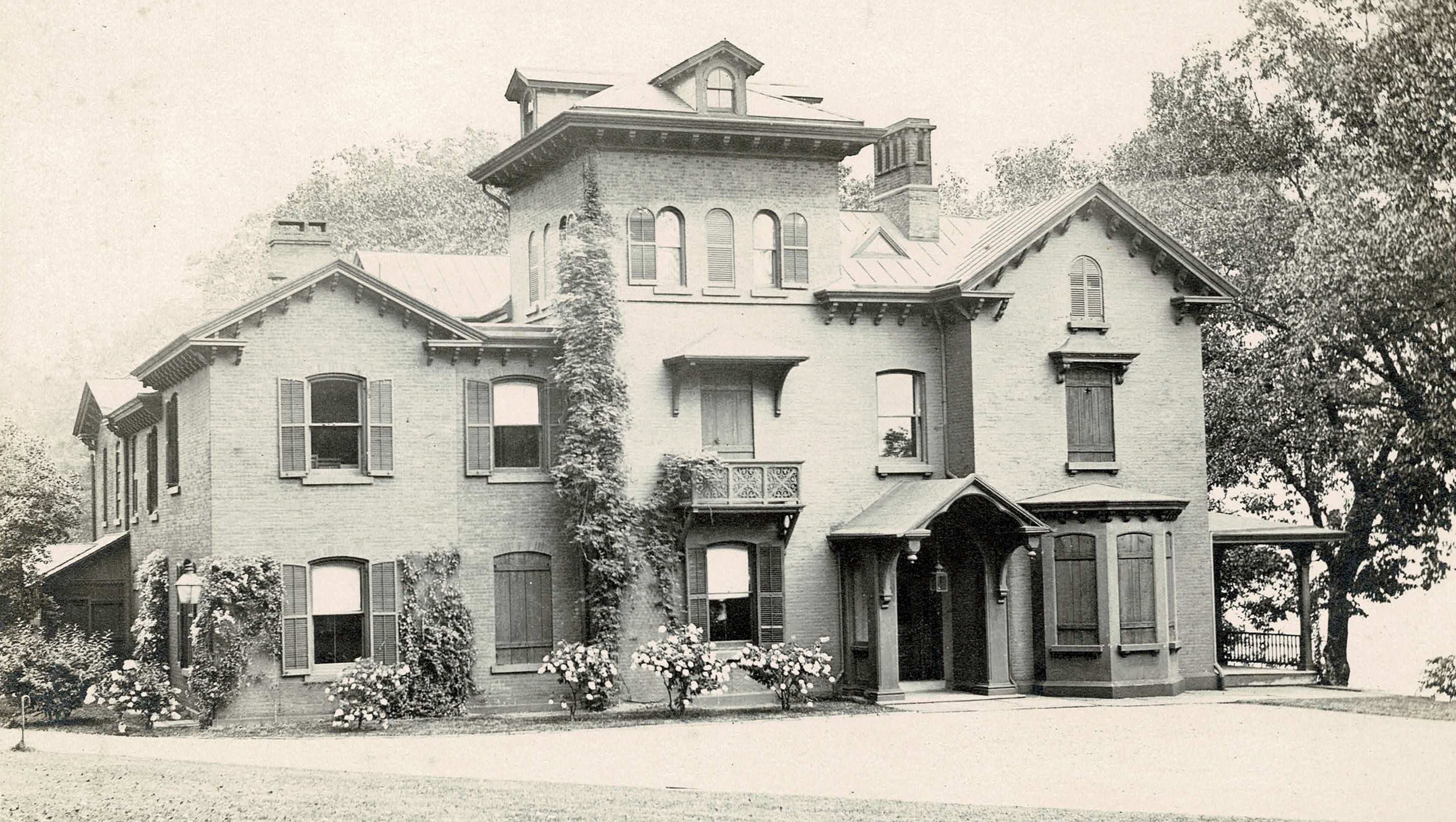 The Hudson House