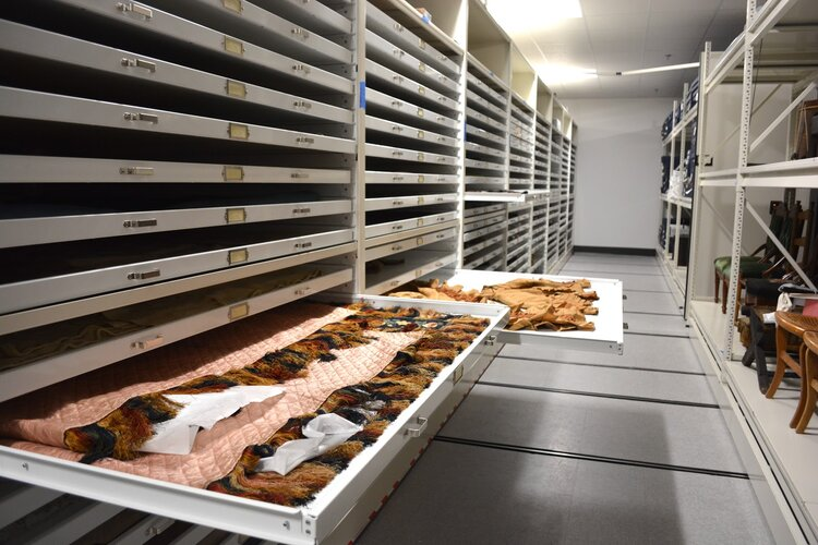 Museum Trays Civil War Artifact Storage Spacesaver (1).jpg