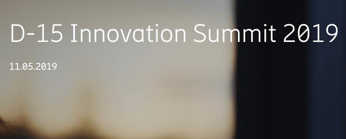 D-15 Innovation Summit 2019