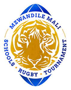 Mzwandile Mali School Rugby Tournament Logo