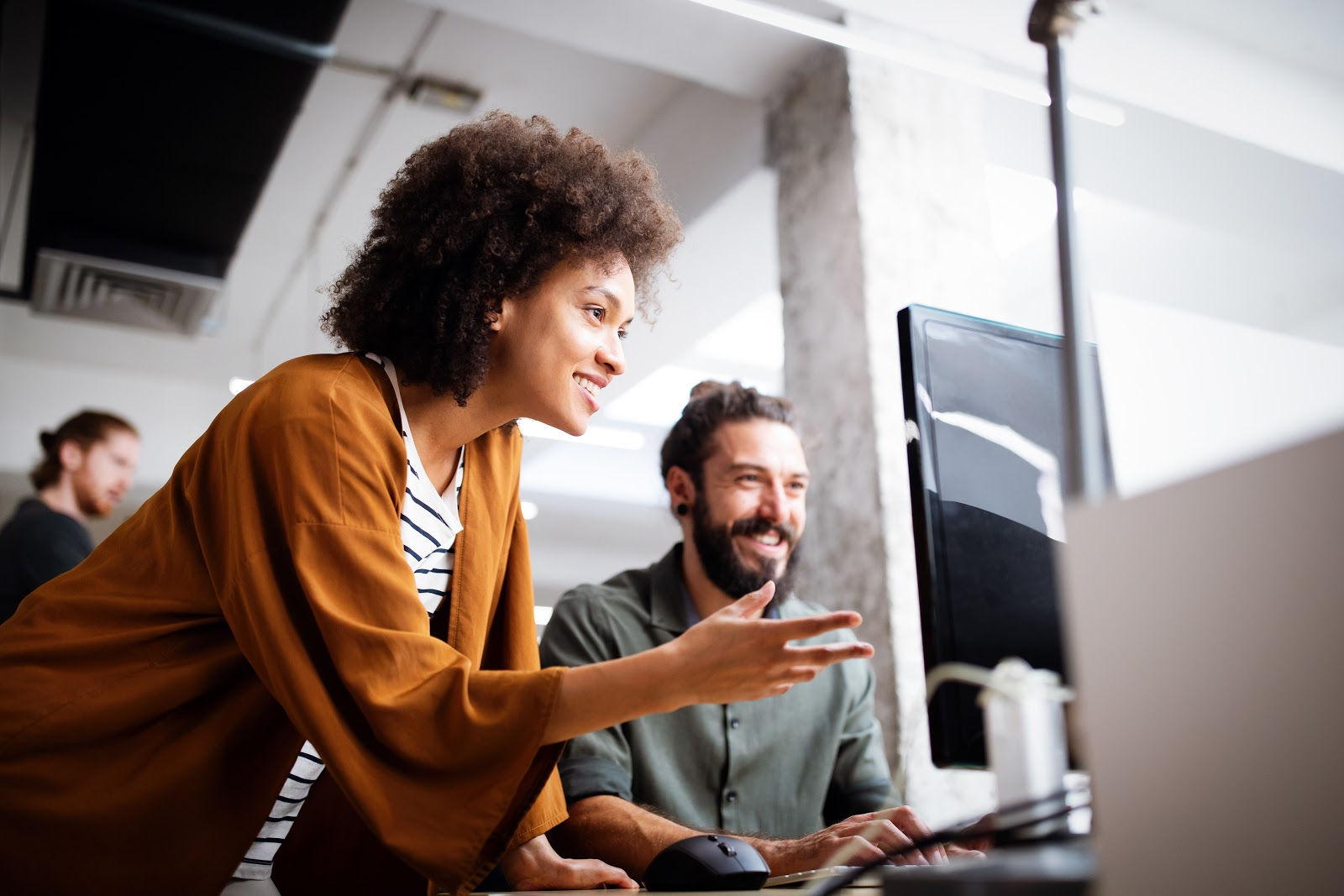 Technical hiring: Boss and Employee