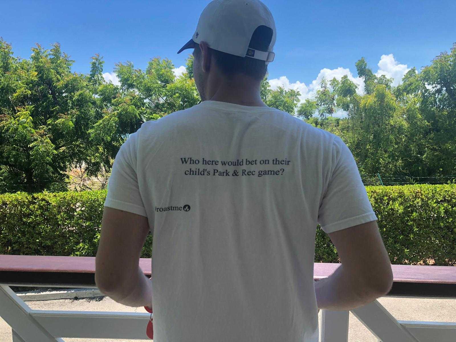 Roast Me takes on Turks & Caicos