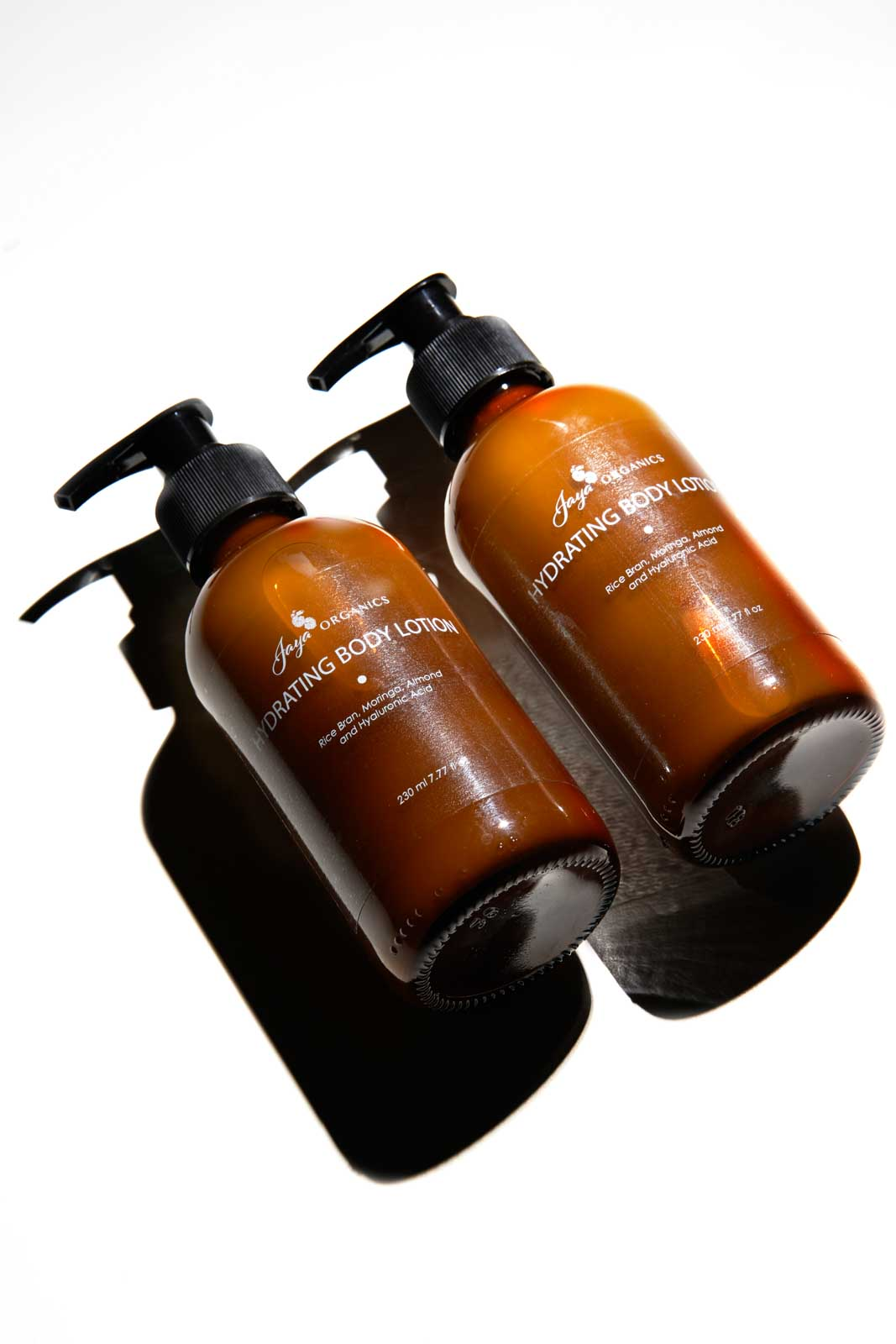 Jaya Organics Body Lotion
