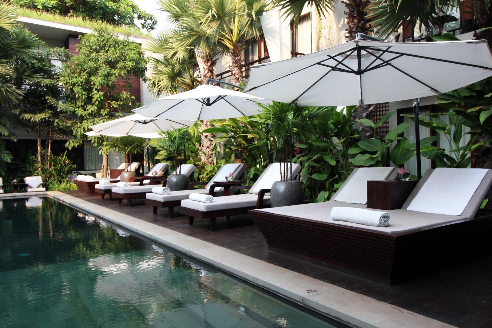 Jaya House Pool