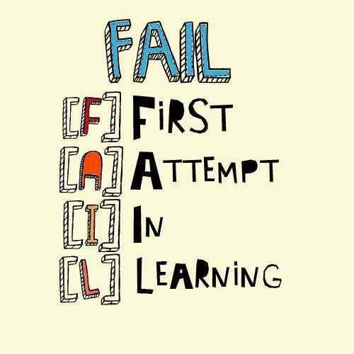agile mindset fail fast fail often