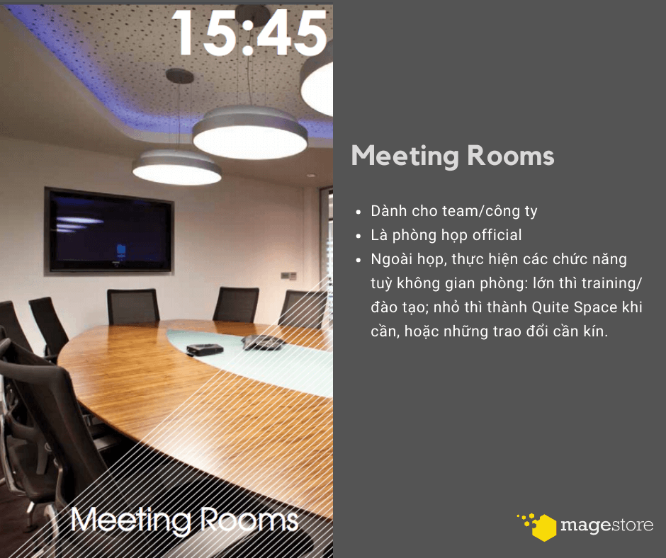agile office meeting room