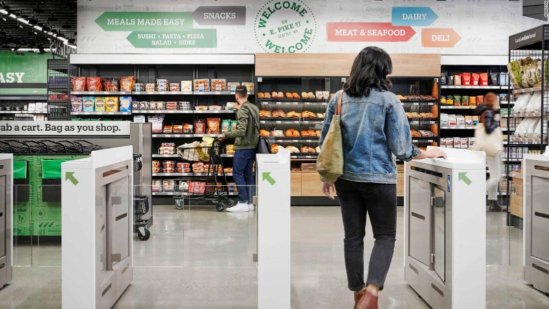 amazon go grocery entry