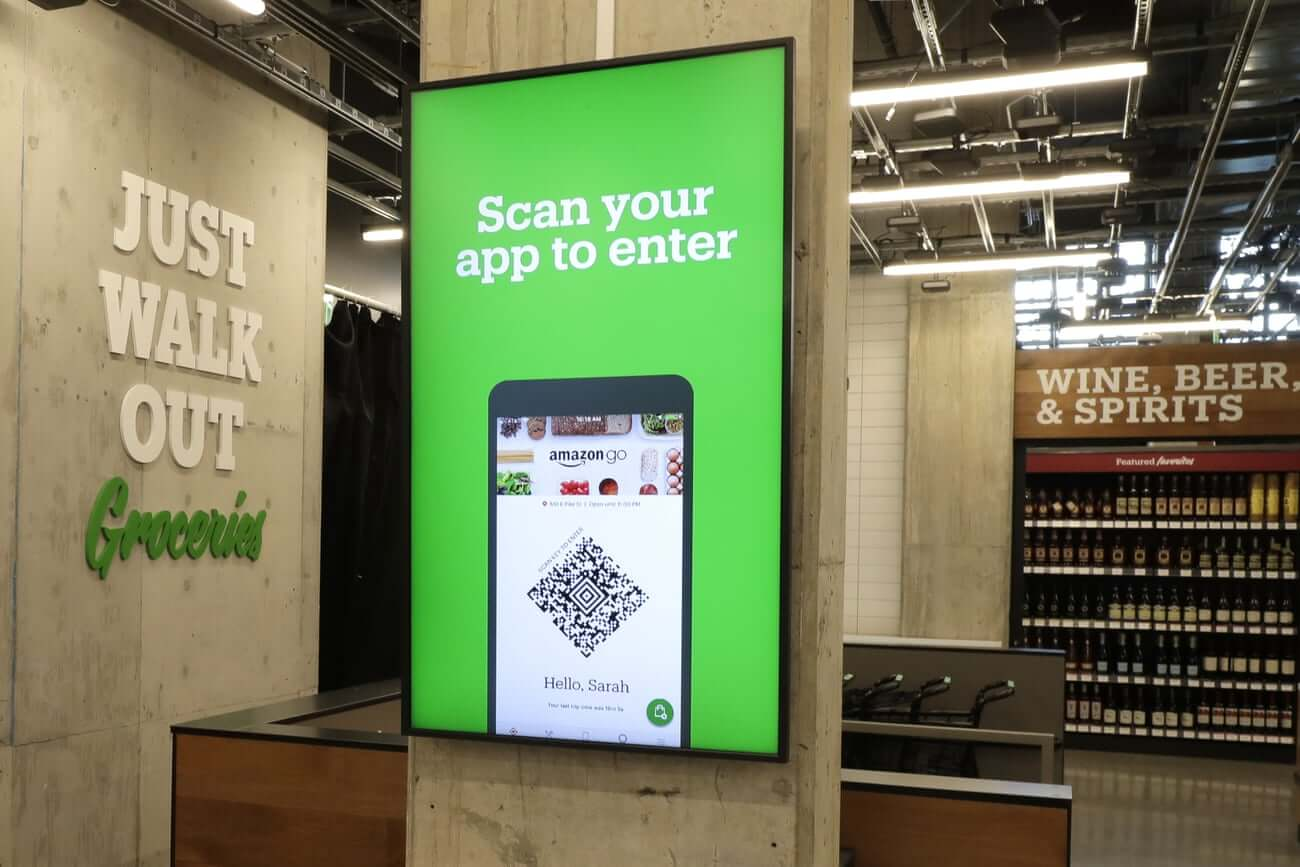 amazon go grocery app