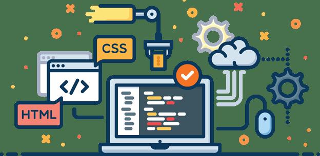 HTML và CSS là nền tảng của hầu hết các công cụ trong Marketing