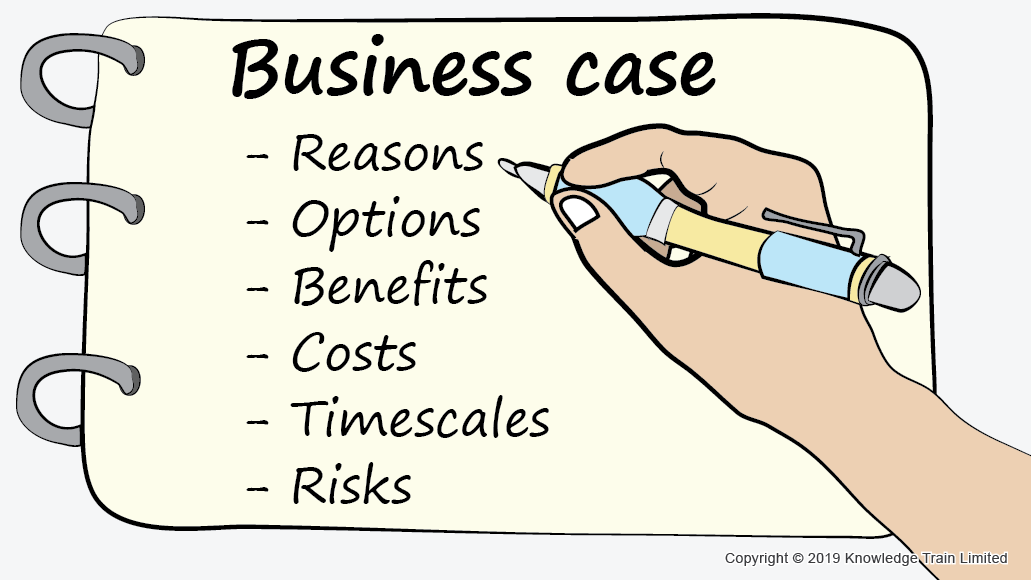 Nội dung trong Business Case