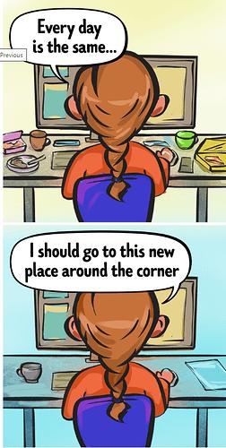 Sai lầm khi làm việc tại nhà: Thiếu sự đổi mới