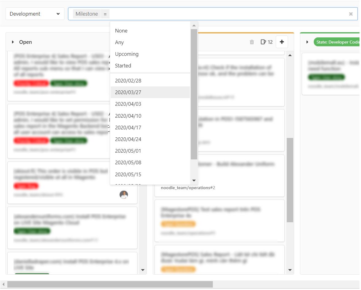 Sprint trên GitLab
