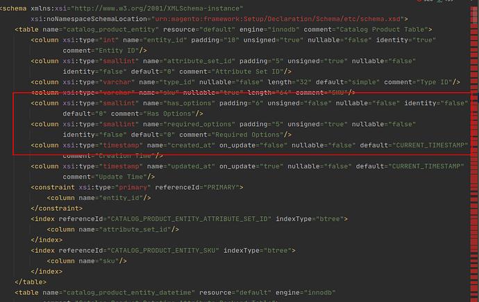 Magento 2.3 quản lý cập nhật database kiểu gì