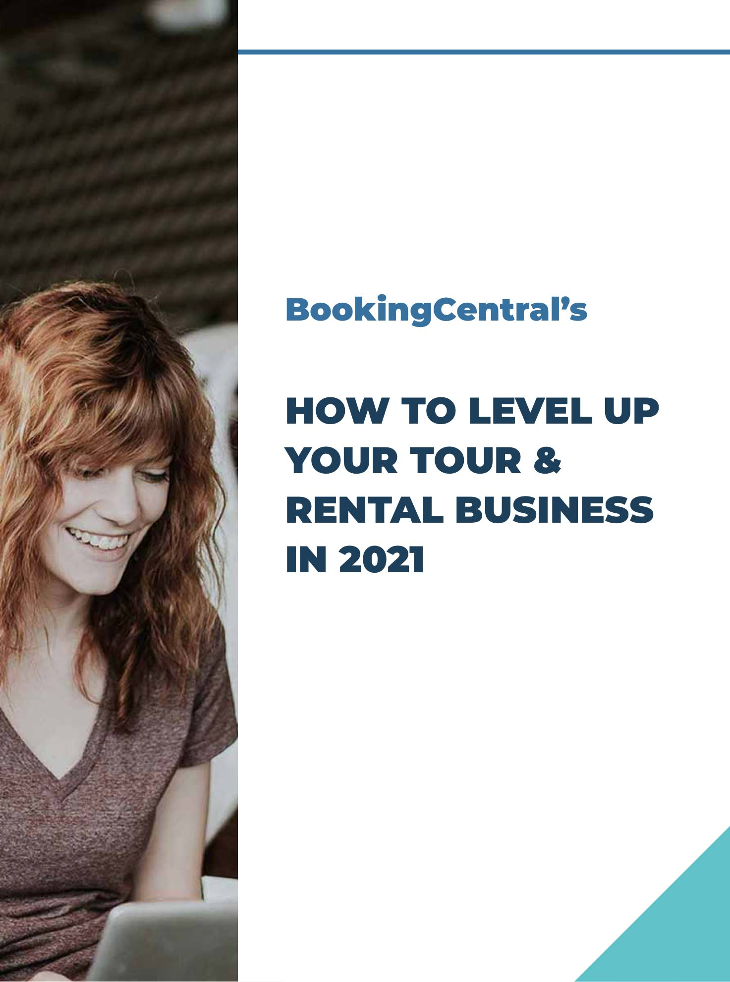 Ebook Cover for How To Level Up Your Tour & Rental Business