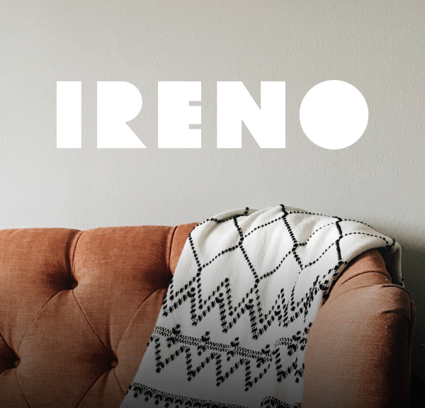 Peace in. Peace out. Branding & UX for Ireno