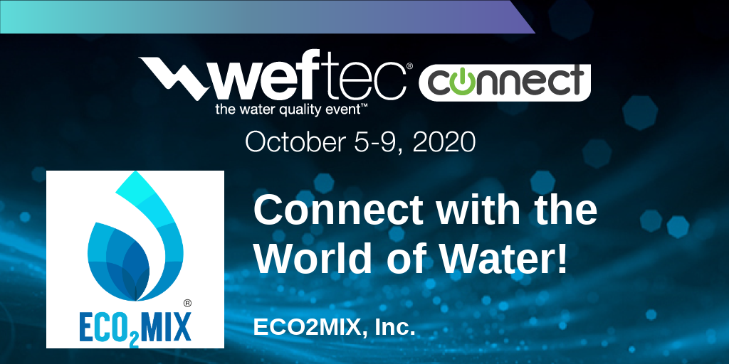 Join us! WEFTEC Connect 2020