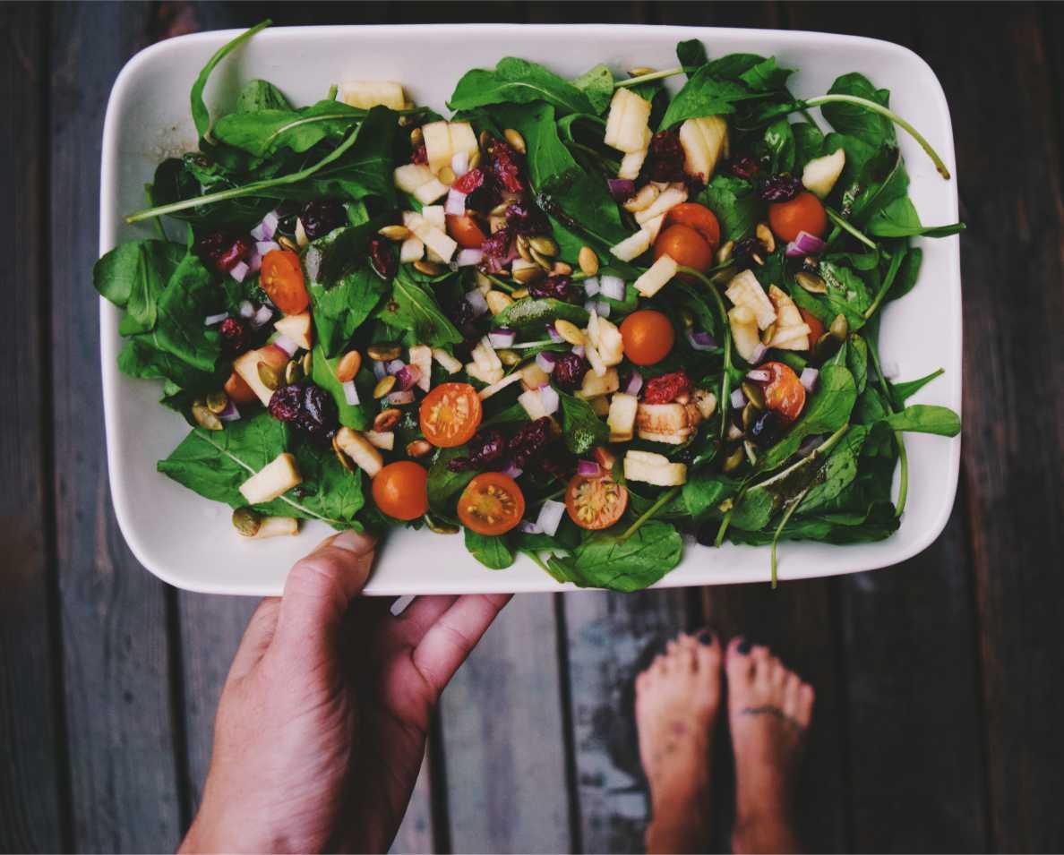 Erfolgsfaktor: Basenüberschüssige Ernährung