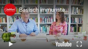 Basisch Immunstark. So schlägst Du jeden Virus.