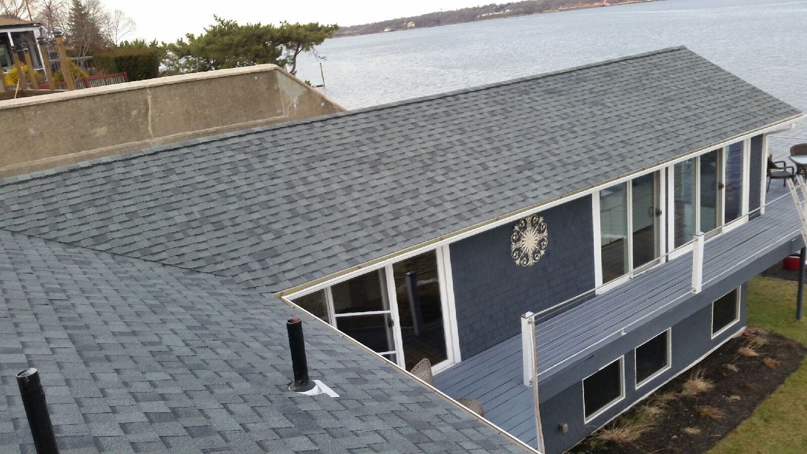 Exterior Remodeling Roofing Siding Window Replacement in Rhode Island