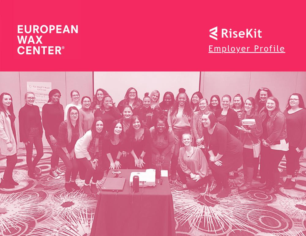 Employer Profile: European Wax Center