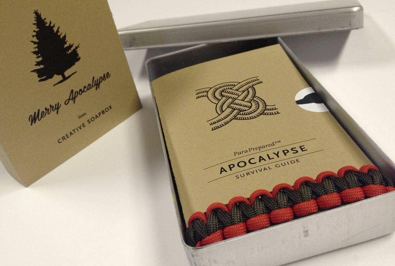 Merry Apocalypse from Creative Soapbox