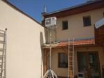 Montáž klimatizace RD-venkovní jednotka na fasádě