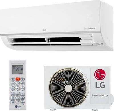 TIP! Akce na klimatizaci LG S09EQ Standard, 21390 Kč bez DPH, včetně montáže