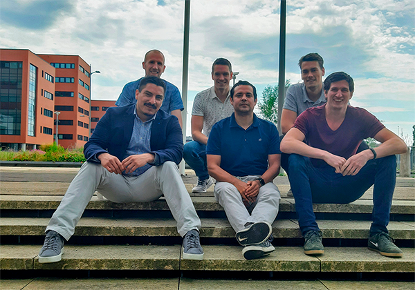 Mortgages ING team from IOVIO