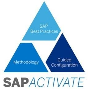 SAPActivate: practices, methodology, conguration