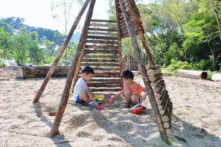 Nature Playgarden at Hortpark