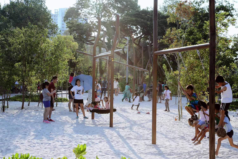 Forest Ramble at Jurong Lake Gardens