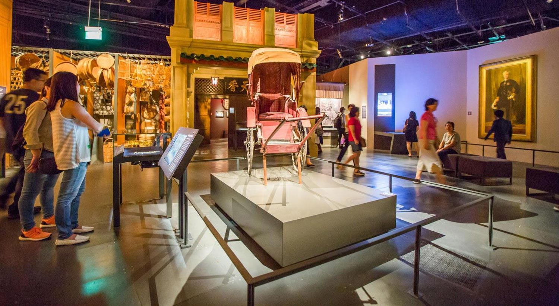 National Museum of Singapore - Singapore History Gallery