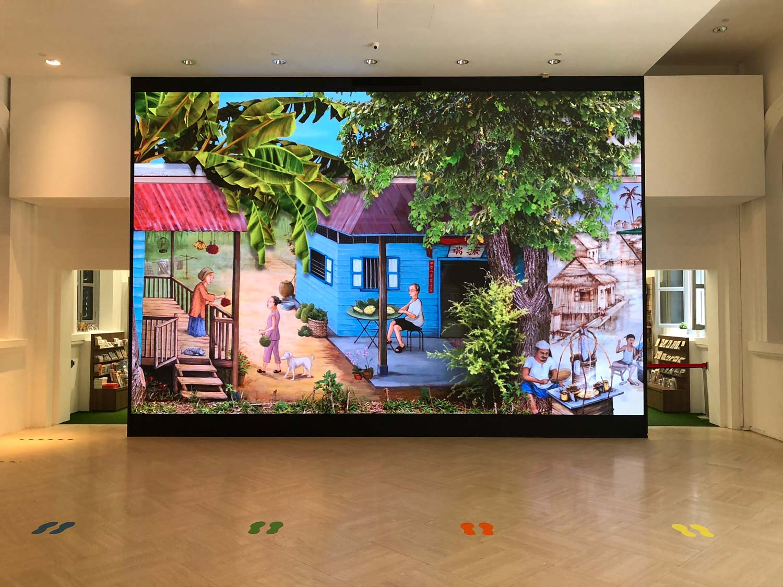 National Museum of Singapore - Moving Memories