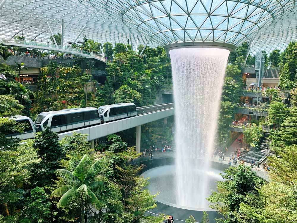Canopy Park - Jewel Changi Airport