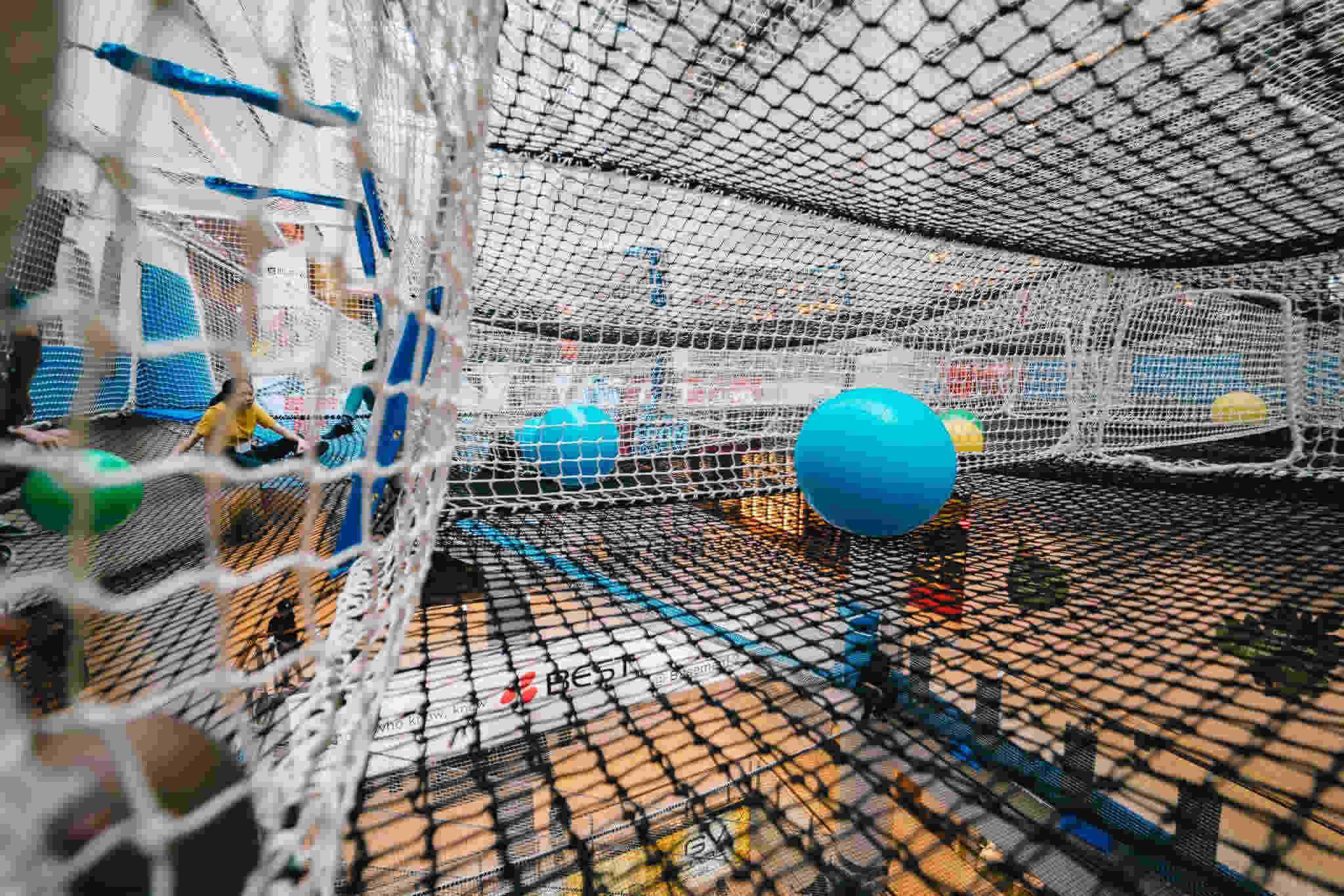 AIRZONE 3D Maze