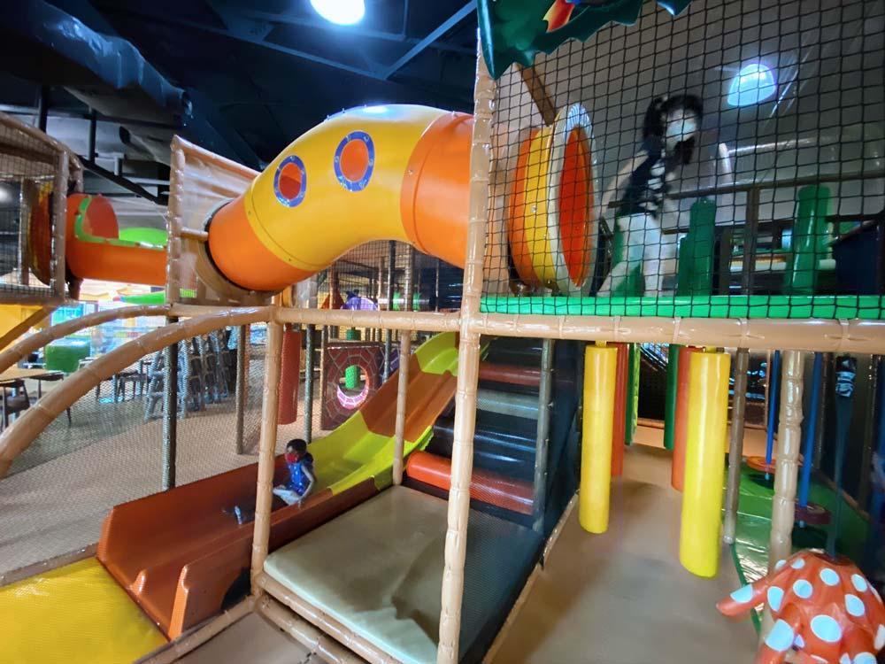 Safari Play Area