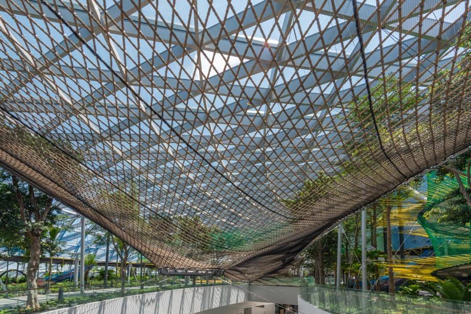 Sky nets