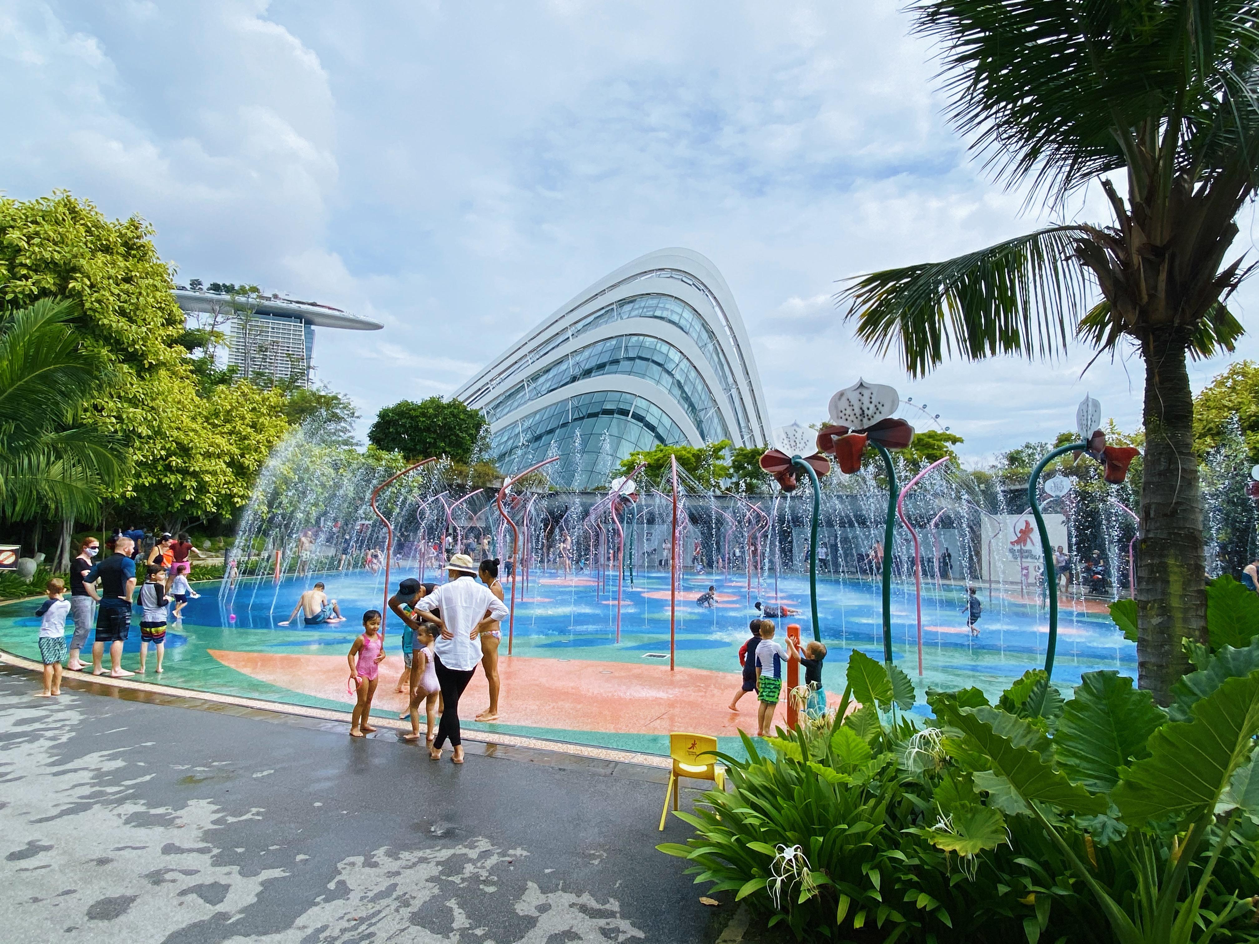 Far East Organization Children's Garden - Gardens by the Bay