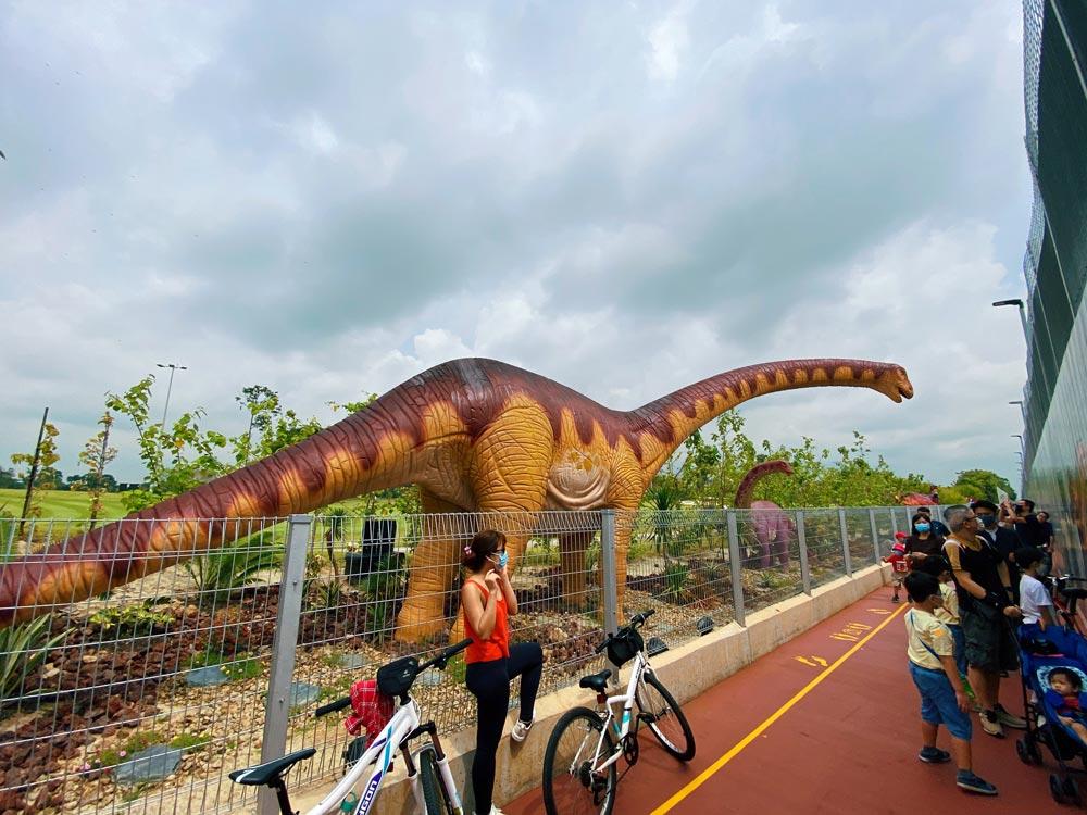 Jurassic Mile
