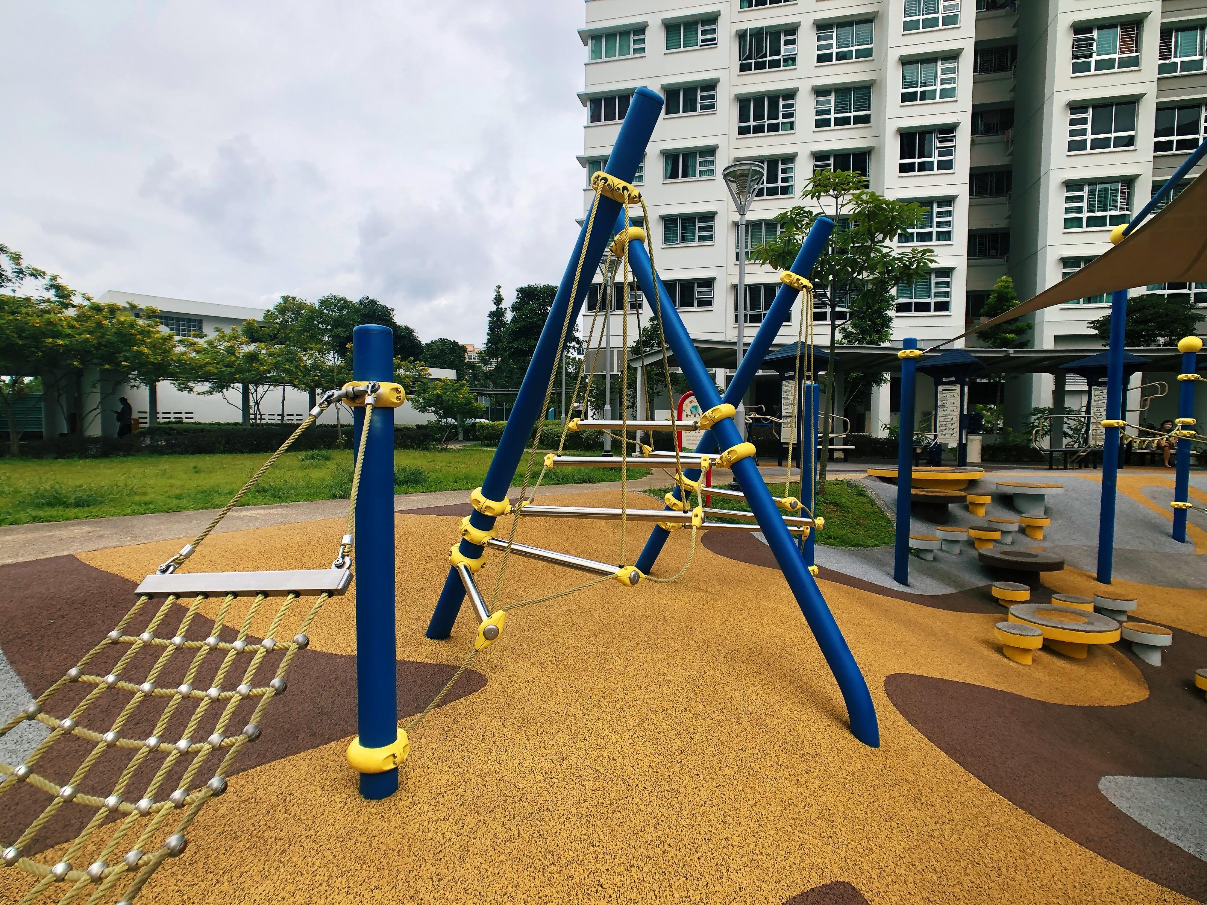 Toa Payoh Crest Playground