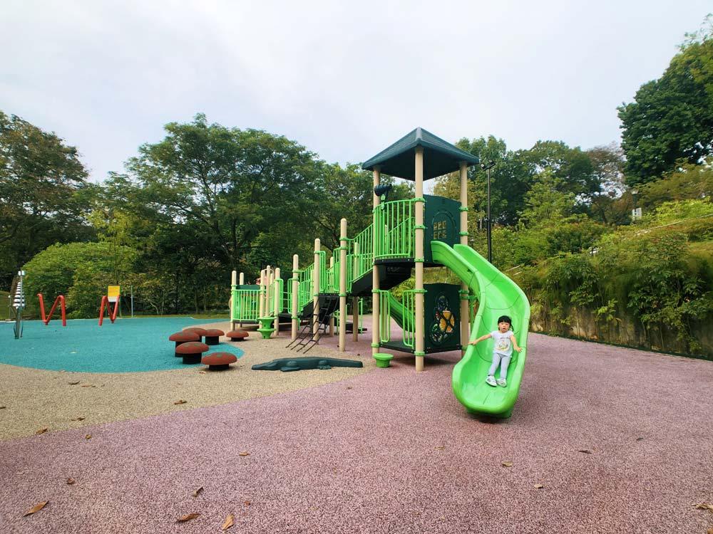 Marsiling Park Playgrounds