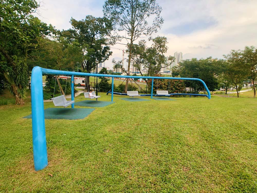 Marsiling Park Playground