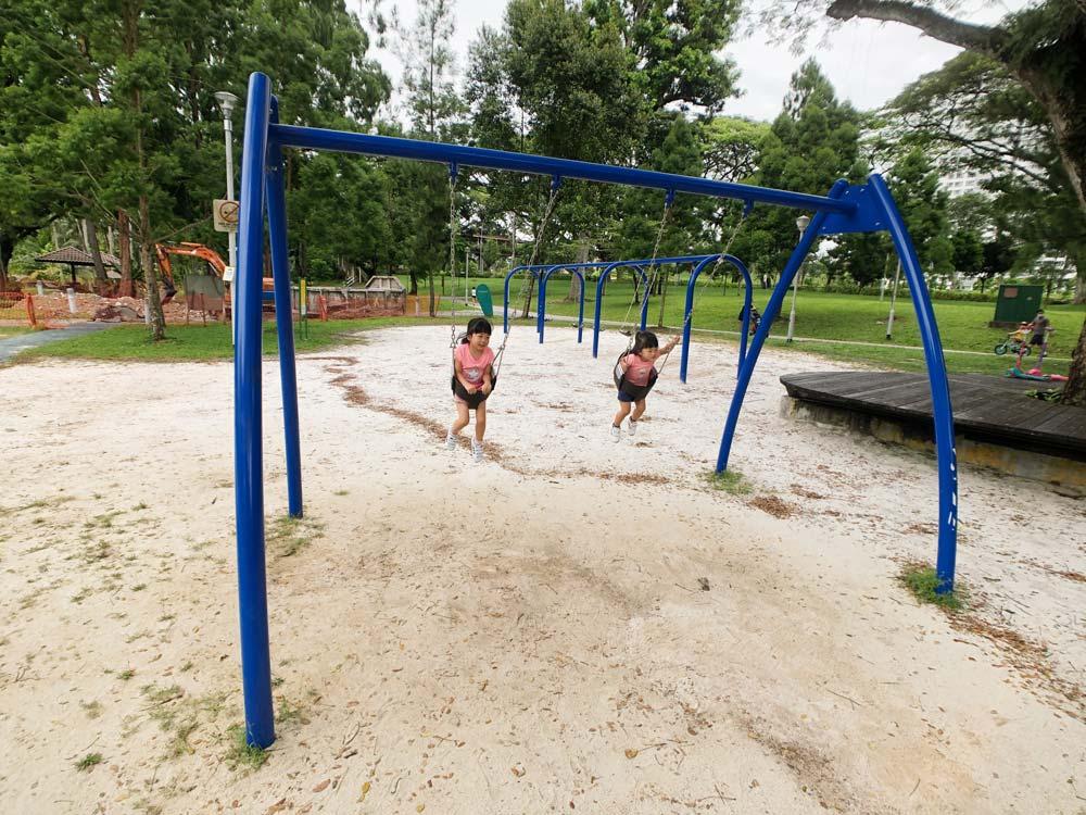 Adventure Playground at Bishan-Ang Mo Kio Park