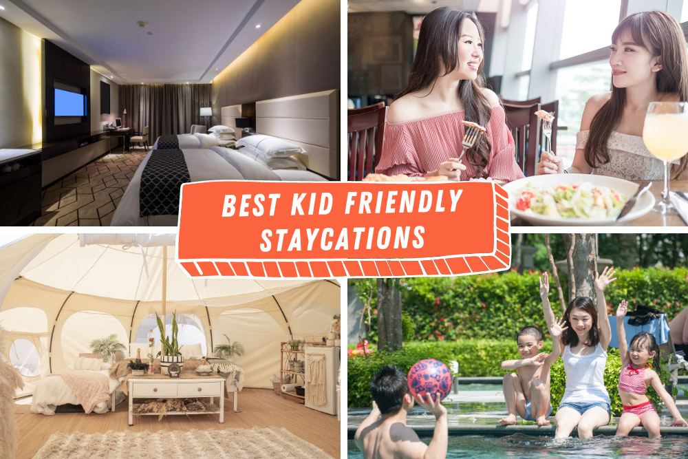 Best family and kid friendly staycations in Singapore