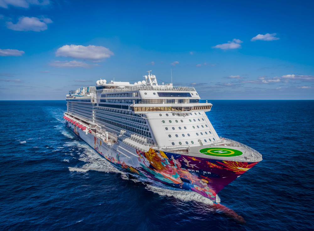 Cruise to Nowhere with Dream Cruises