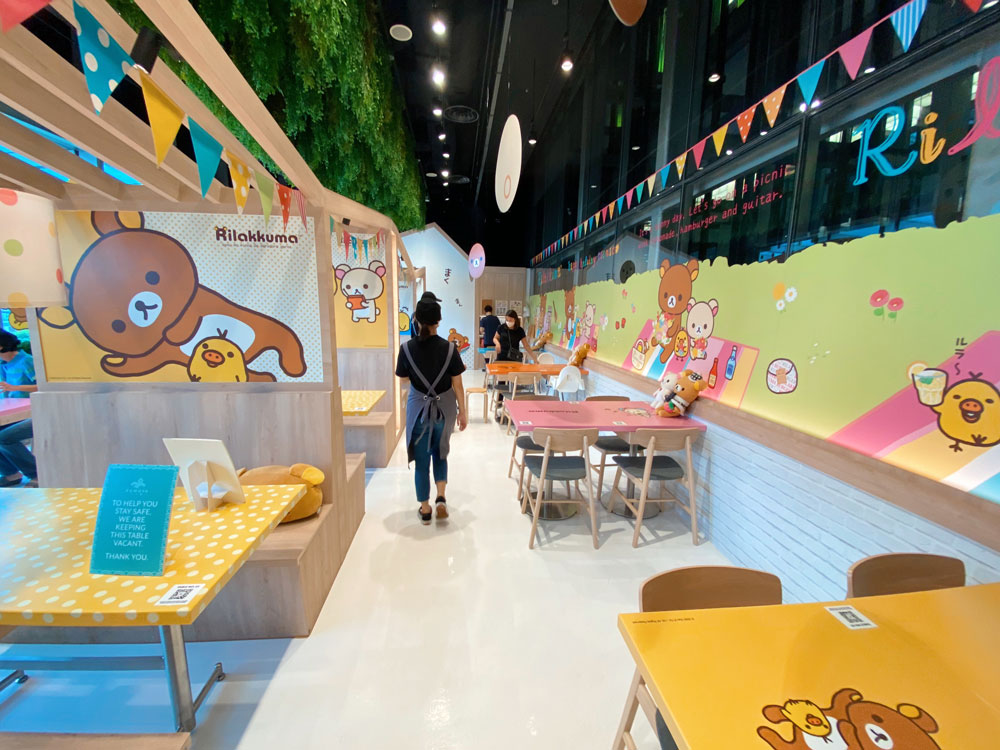 Best kid friendly cafes and restaurants in Singapore