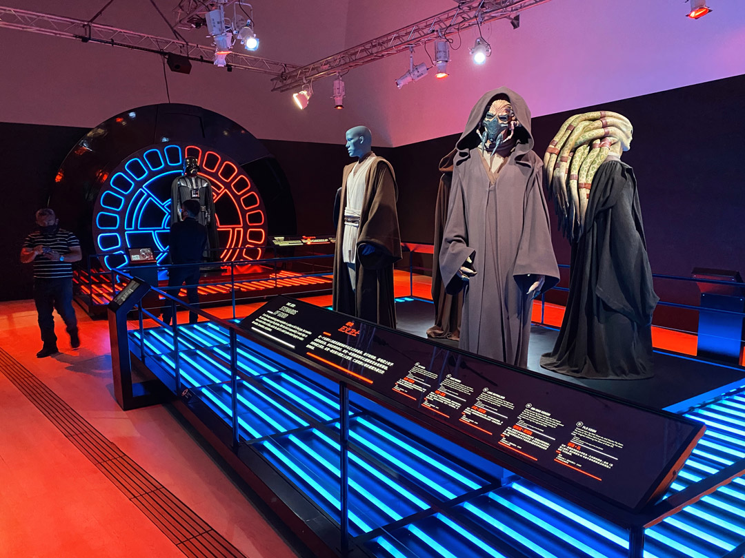 Star Wars Identities The Exhibition