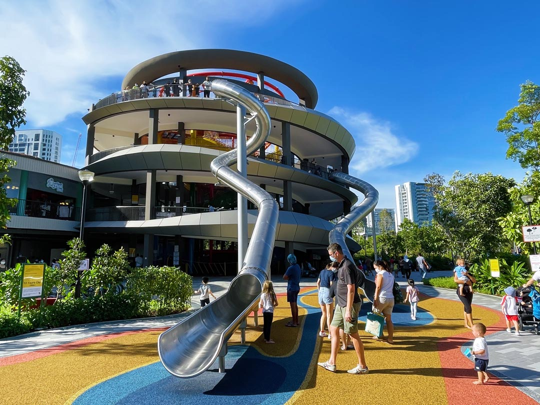 Best outdoor playgrounds in Singapore