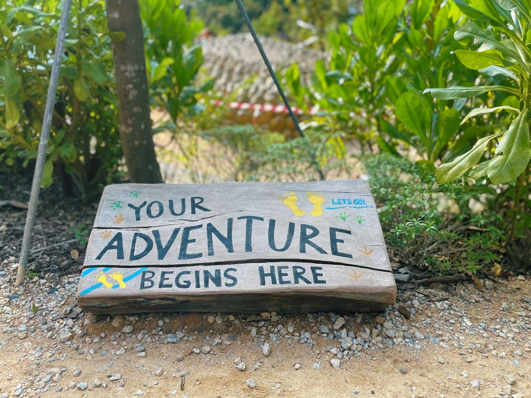 Como Adventure Grove