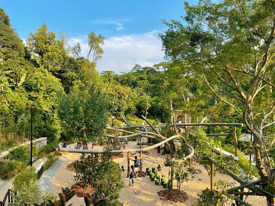 Como Adventure Grove Playground